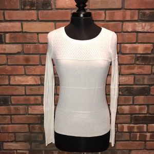 🍁☁️Express Fall Soft Sweater Form Fitting Stretch